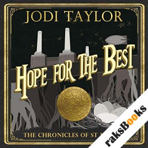Hope for the Best audiobook cover art