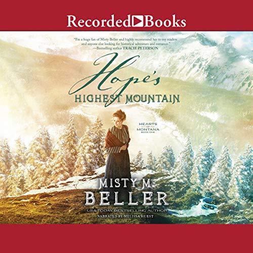 Hope's Highest Mountain audiobook cover art