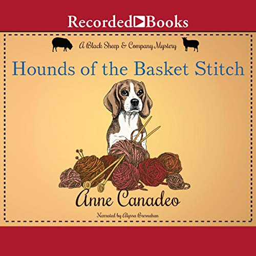Hounds of the Basket Stitch audiobook cover art