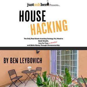 House Hacking audiobook cover art