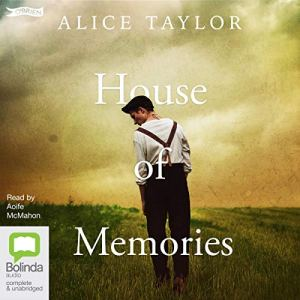 House of Memories audiobook cover art