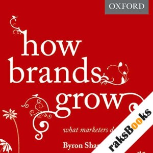 How Brands Grow audiobook cover art