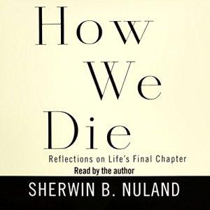 How We Die audiobook cover art