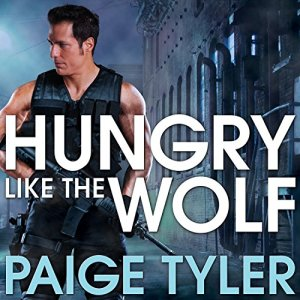Hungry Like the Wolf audiobook cover art