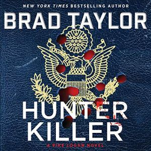 Hunter Killer audiobook cover art