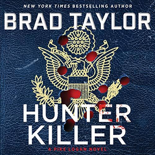 Hunter Killer audiobook cover art
