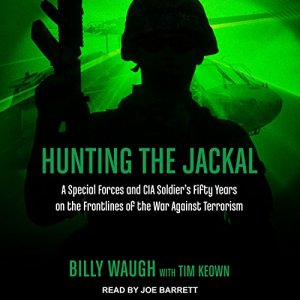 Hunting the Jackal audiobook cover art