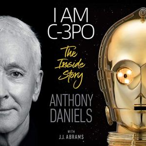 I Am C-3PO audiobook cover art