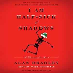 I Am Half-Sick of Shadows audiobook cover art