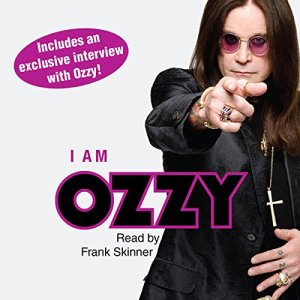 I Am Ozzy audiobook cover art