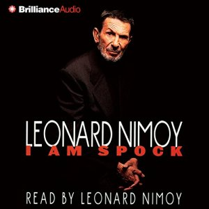 I Am Spock audiobook cover art
