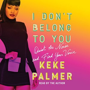 I Don't Belong to You audiobook cover art