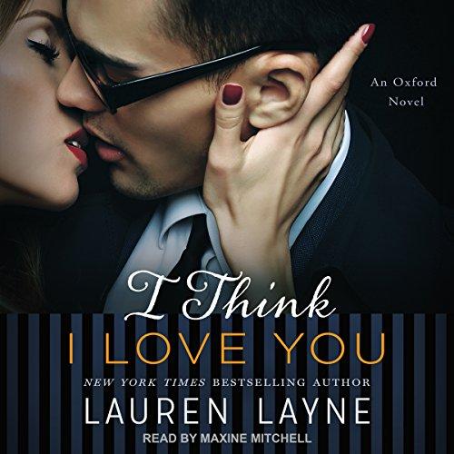 I Think I Love You audiobook cover art