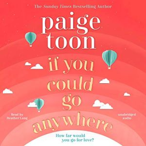 If You Could Go Anywhere audiobook cover art