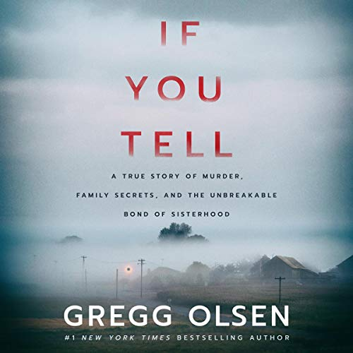 If You Tell audiobook cover art