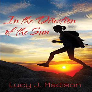 In the Direction of the Sun audiobook cover art