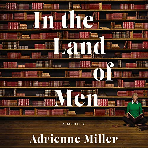 In the Land of Men audiobook cover art