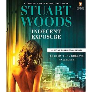 Indecent Exposure audiobook cover art