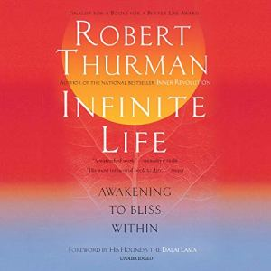 Infinite Life audiobook cover art