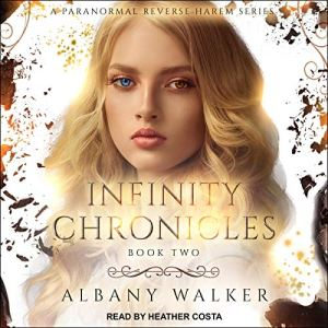 Infinity Chronicles, Book 2 audiobook cover art