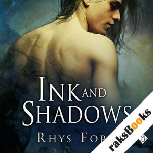 Ink and Shadows audiobook cover art