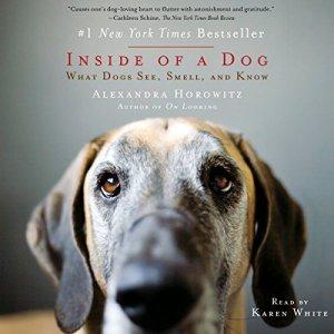Inside of a Dog audiobook cover art
