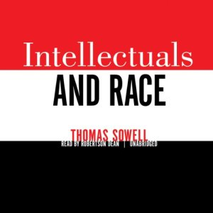 Intellectuals and Race audiobook cover art