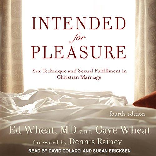 Intended for Pleasure audiobook cover art
