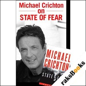 Interview with Michael Crichton audiobook cover art