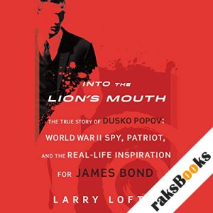 Into the Lion's Mouth audiobook cover art
