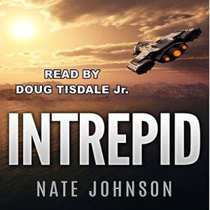 Intrepid audiobook cover art