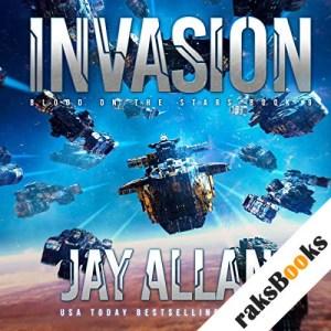 Invasion audiobook cover art