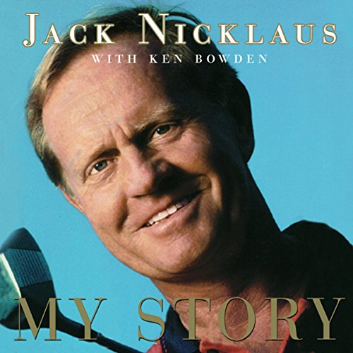 Jack Nicklaus audiobook cover art