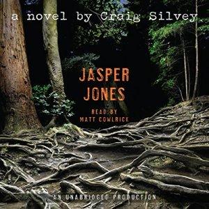 Jasper Jones audiobook cover art