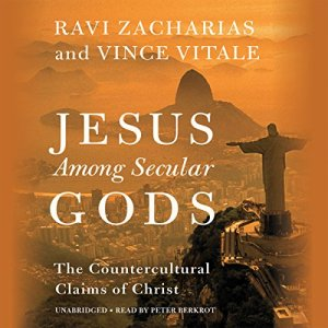 Jesus Among Secular Gods audiobook cover art