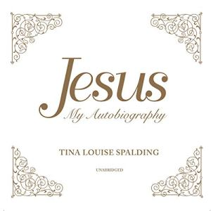 Jesus audiobook cover art