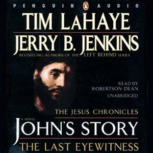 John's Story audiobook cover art