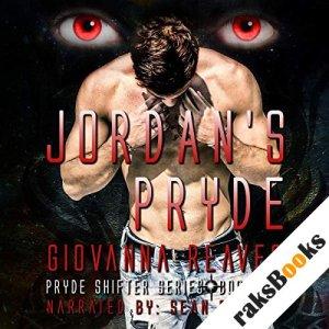 Jordan's Pryde audiobook cover art