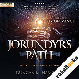 Jorundyr's Path audiobook cover art