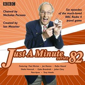 Just a Minute: Series 82 audiobook cover art