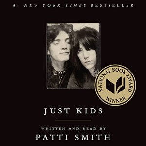 Just Kids audiobook cover art