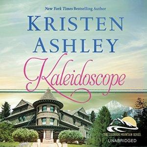 Kaleidoscope audiobook cover art