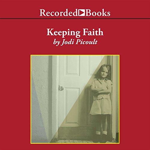 Keeping Faith audiobook cover art