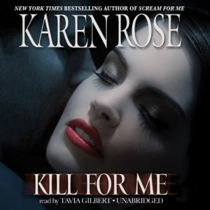 Kill for Me audiobook cover art