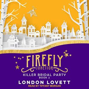 Killer Bridal Party audiobook cover art