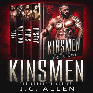 Kinsmen: The Complete Series audiobook cover art