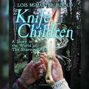 Knife Children audiobook cover art