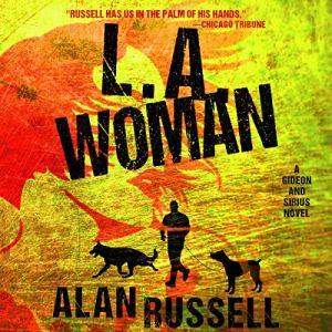 L.A. Woman audiobook cover art
