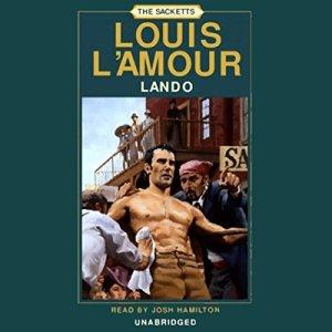 Lando audiobook cover art