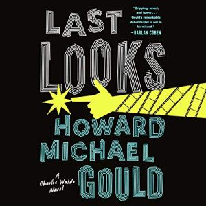 Last Looks audiobook cover art